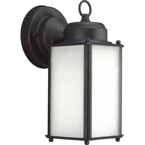 progress lighting coach collection 1 light outdoor