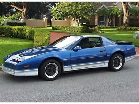 how cars run 1986 pontiac firebird trans am electronic valve timing 1986 pontiac firebird trans am for sale classiccars com cc 1138825