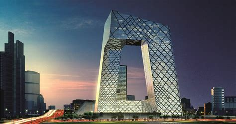 interesting modern buildings  china
