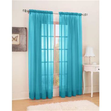 sheer curtains window treatment kmart com