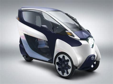 Toyota Iroad Concept  Car Body Design