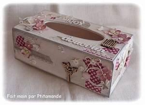 Boite Mouchoir Deco : bo te mouchoirs dt saracolas boutique boites d co box boite a mouchoir boite deco et ~ Melissatoandfro.com Idées de Décoration
