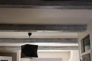 Badigeon Liberon Avis : peinture effet crus poutre ides ~ Dode.kayakingforconservation.com Idées de Décoration
