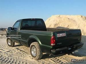 2000 Ford F250 Pickup 6 8l V10 310hp 4x4