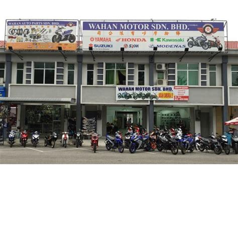 Kedai Modified Motor Penang by Kedai Spare Part Motor Murah Penang Reviewmotors Co