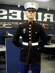 Marine Corps Dress Blues Female - MyFashionyGo