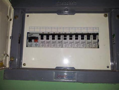 Main Electrical Panel Subpanels Circuit Breakers