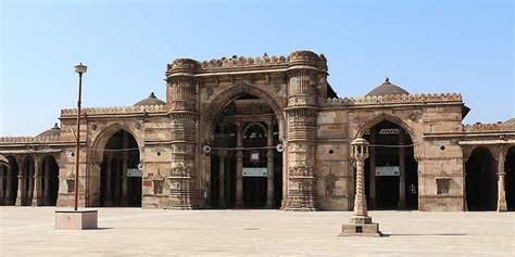 jama masjid ahmedabad visiting timing entry fee
