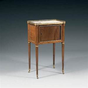 table a ecrire chiffonniere tronchin expert cote valeur With nice les styles de meubles anciens 16 authenticite estimation expert meubles tableaux