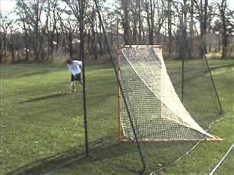 laxstop lacrosse backstop stop chasing missed shots