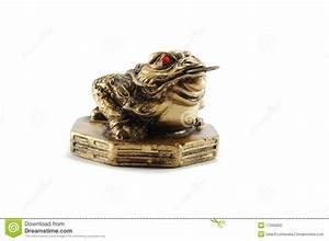 Feng Shui Frosch : chinesisches feng shui geld frosch symbol des reichtums stockfoto bild 17265602 ~ Sanjose-hotels-ca.com Haus und Dekorationen