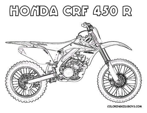 Honda Clipart Honda Dirt Bike