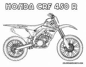 honda clipart honda dirt bike pencil and in color honda With honda 50cc pit bike