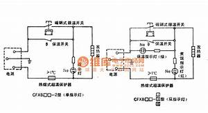 Rongsheng Insulation Automatic Electric Cooker Circuit