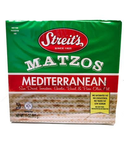Use up leftover mashed potato in these breakfast pancakes, delicious with bacon and eggs, from bbc if you've got potatoes not mash, cook them in boiling water until tender. Mediterranean Matzo - Streits Matzos