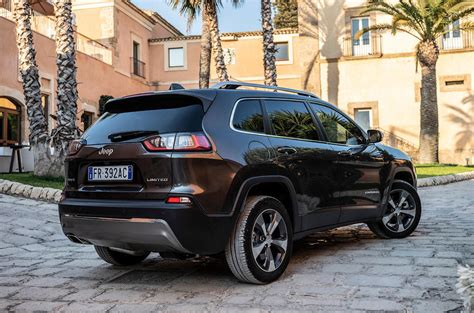 jeep cherokee limited  review autocar