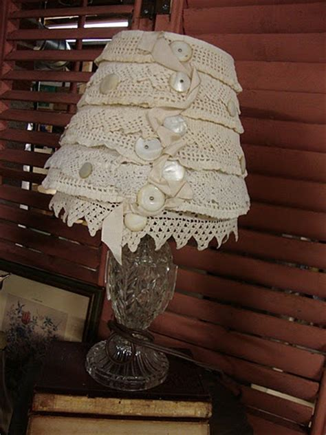 images  crochet lamps shades lighting