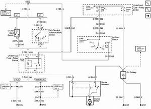 94 Chevy 1500 Starter Wiring Diagram