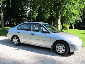 Find Used 2001 Honda Civic Lx Sedan 4