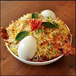 Hyderabadi Chicken Biryani From Lovely's Kitchen - YouTube