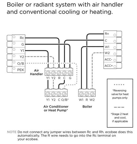 how to wire a heat for ac only