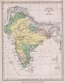 Ancient indian maps