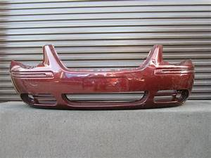 Chrysler Town  U0026 Country Front Bumper Cover Oem 2004 2005