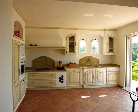 modele de cuisine provencale cuisine provençale manoir cuisines provençales
