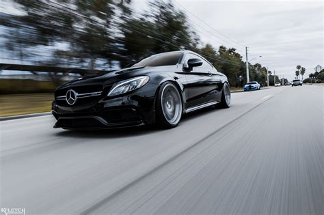 mercedes  amg coupe velos xx wheels rolling velos