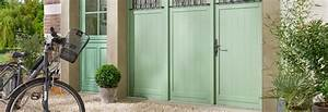 Porte De Garage 4 Vantaux : les portes de garage pliantes ~ Dallasstarsshop.com Idées de Décoration