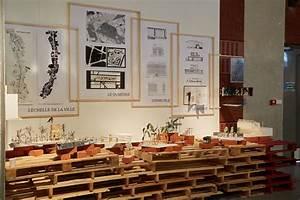 Ensa Paris Val De Seine : exposition journ e portes ouvertes 2017 ~ Nature-et-papiers.com Idées de Décoration