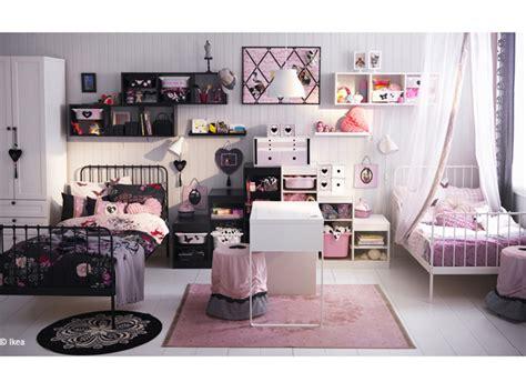 amenager chambre pour 2 filles comment decorer une chambre pour 2 filles
