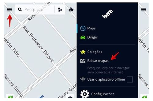 baixar mapas para android livre brasil