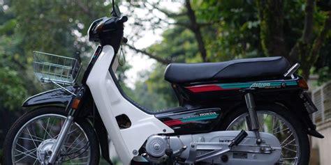 Modifikasi Astrea Grand Klasik by Panduan Modifikasi Retro Untuk Motor Bebek Kompas