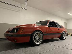 WTB: 1985-86 Mustang GT Jalapeno Red