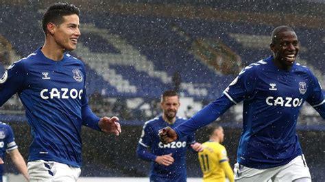 Everton 4 - 2 Brighton - Match Report & Highlights