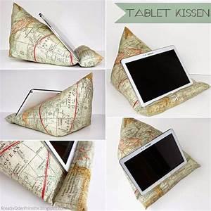 Selber Machen Abo Gratis : tablet kissen n hanleitung anleitung free sewing tutorial ~ Lizthompson.info Haus und Dekorationen