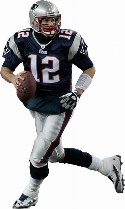 Football American Brady Tom Transparent Background Nfl