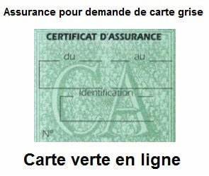 Papier Pour Faire Carte Grise : assurance carte grise edition attestation carte verte en ligne ~ Medecine-chirurgie-esthetiques.com Avis de Voitures