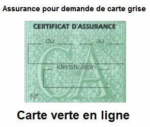Assurance En Ligne Voiture : assurance carte grise edition attestation carte verte en ligne ~ Medecine-chirurgie-esthetiques.com Avis de Voitures