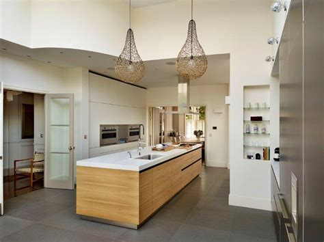 kitchen architecture home glazed extension
