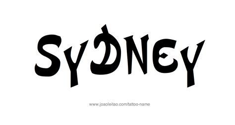 sydney  tattoo designs