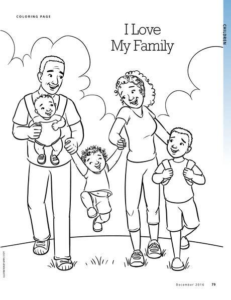 love  family liahona