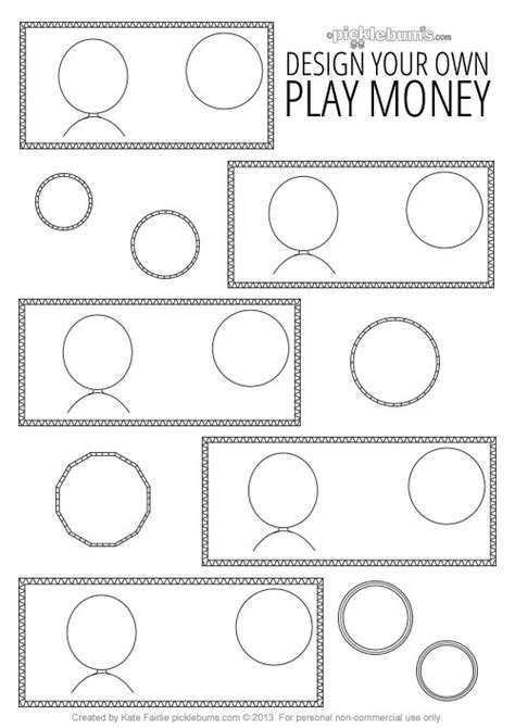 printable fake money australia printable  degree