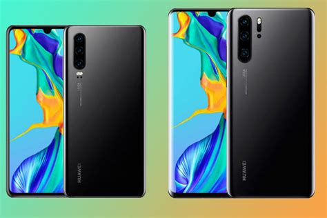 official huawei p  p pro renders    spec
