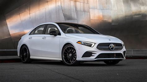 The 2019 A-Class Becomes America's Cheapest New Mercedes ...