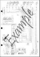1996 Aerostar Wiring Diagram by 1987 Ford Aerostar Factory Vacuum Wiring Diagrams Ebay