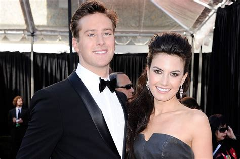 Armie Hammer's Estranged Wife Speaks Out Amid Controversy