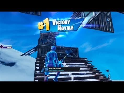 high kill solo gameplay full game chapter  fortnite ps