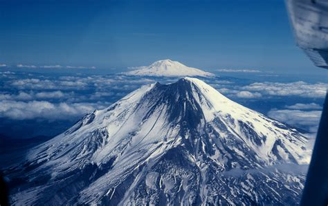 A Riveting View Of Mount St Helens Oregonlivecom